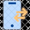 Mobile Internet Wireless Internet Mobile Network Icon