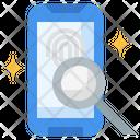 Mobile Investigation Icon