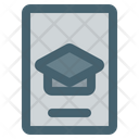 Mobile Learning Icon