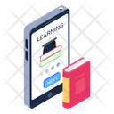 Online Education Mobile Learning Educational App Icon
