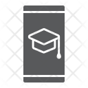 Online Learning Mobile Icon