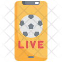 Mobile Live Soccer Icon