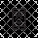 Mobile Location Mobile Location Pin Icon