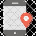 Location Mobile Location Address Icon