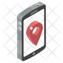 Find Phone Map Mobile Location Map Location Icon