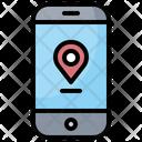 Locations Navigation Gps Icon