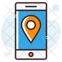 Gps Device Navigation Device Gps Tracker Icon