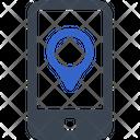 Phone Location Gps Icon