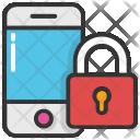 Mobile Lock Password Icon