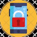 Mobile Lock Password Lock Icon