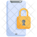 Security Lock Mobile Icon