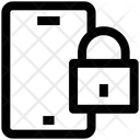 Mobile Lock Mobile Code Icon