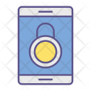 Mobile Lock Smartphone Icon