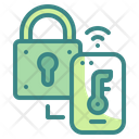 Mobile Lock Smart Lock Lock Icon