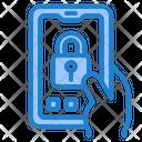 Mobile Lock Lock Padlock Icon