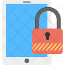 Mobile Lock Locked Icon