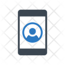 Login Profile Mobile Icon