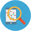 Mobile magnifier Icon