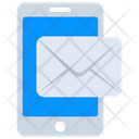 Mobile Mail Mobile Message Email Icon