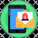 Mail Alert Email Alert Message Alert Icon