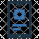 Mobile Maintenance Configuration Mobile Icon