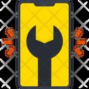 Mobile Maintenance Icon