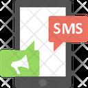 Mobile Marketing Advert Digital Advertising Icon