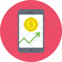 Mobile Marketing Advertising Icon