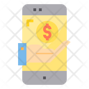 Mobile Marketing Paid Marketing Social Media Marketing Icon