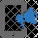 Seo Web Mobile Marketing Icon