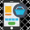 Mobile Marketing Digital Marketing Advertisement Icon