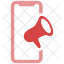 Mobile Marketing Digital Marketing Marketing Icon