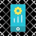 Mobile Marketing Settings Icon