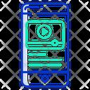 Gmobile Video Icon