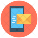 Mobile Massage Mobile Chatting Message Icon