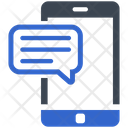 Message Phone Sms Icon