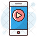 Mobile Media Media Player Movie Player Icon