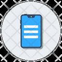 Mobile Menu Icon