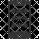 Menu Home Page App Icon