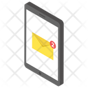 Mobile Messages Social Media Mobile Communication Icon