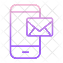 Mobile Message Icon
