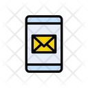 Mobile Message Contactus Icon