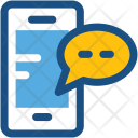 Sms Mobile Massage Icon