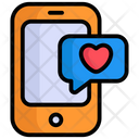 Mobile Message Mobile Communication Chat Icon