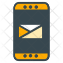 Mobile Mail App Icon
