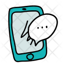 Text Mobile Message Icon