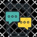 Mmobile Messaging Mobile Messaging Mobile Message Icon