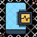Mobile Microchip Mobile Microchip Icon