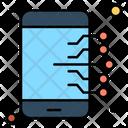 Mobile Microchip Mobile Technolgy Icon