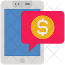 Business Finance Smartphone Icon